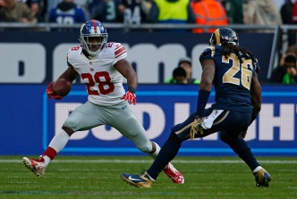 Giants Audition for Playoffs Against Bengals