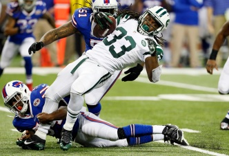 Jets Routed 38-3 by Bills in Rescheduled Game