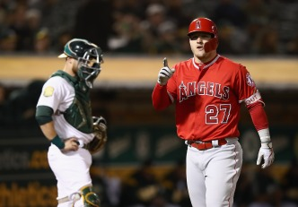 Mike Trout, Angels Finalizing Largest Contract in Pro Sports History: Report