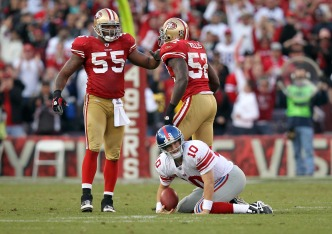49ers, Giants Ready for a Brawlgame