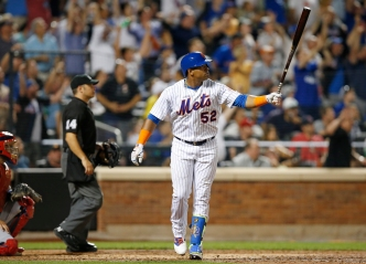 Mets Fall to Cardinals, 5-4