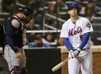 Mets Fall to Braves 3-0