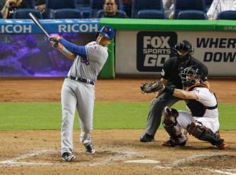 Mets Beat Miami Marlins, 5-3