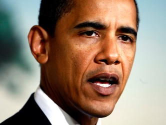 "Obama ""Strongly"" Urges Citizens Get Swine Flu Vaccine"