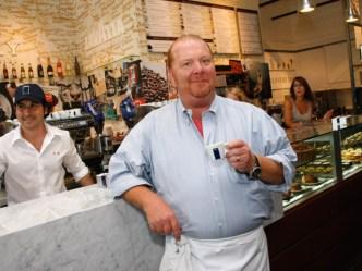 Mario Batali's Shrimp Fra Diavolo