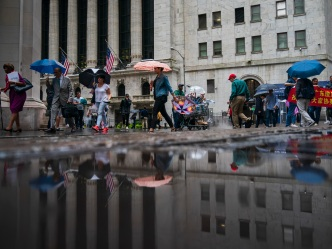 Torrential Rain Floods Rivers; Skies Clear for NYC Marathon