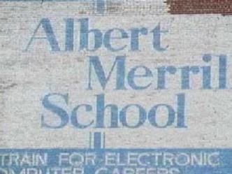 Hidden City: Albert Merrill School Lives On