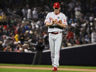 Cliff Lee is the Last Phillie Standing