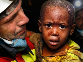 HELP FOR HAITI: Text, Call or Log-on to Give