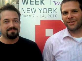 The Boys Behind How Stuff Works Do Internet Week