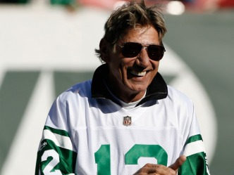 Spend Saturday Night With Joe Willie Namath