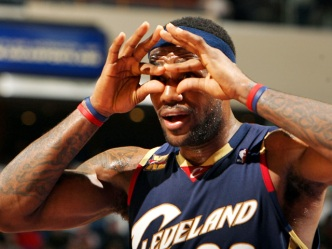 The Courting of LeBron James Should Be Reality TV