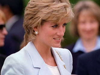 Rare Photos of Diana with Baby William
