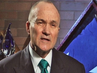 Ray Kelly on Growing Up Irish