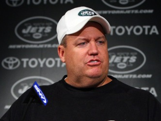 Rex Ryan's First Training Camp Providing a Sense of Deja Vu