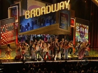 Tony Awards a Hair-Raising, Head-Banging Good Time