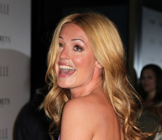 Cat Deeley Explains Her Own Royal Wedding Jitters