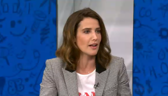 Cobie Smulders Talks Frito-Lay Dreamvention & More