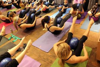 Dori's Quest: Barre3 – Will the West Coast Phenomenon Hit New York City?