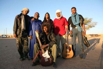 Tinariwen Brings Saharan Rebel Rock to Greenpoint