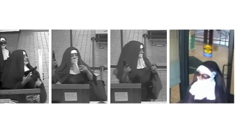 2 Charged in 'Nun' Bank Heists in NJ