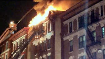4 People, Including Pregnant Woman, Hurt in Apartment Fire: FDNY