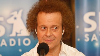 Richard Simmons Praises Hospital Staff After Health Scare