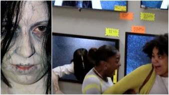 See It: 'Rings' Prank Sends Shoppers Screaming in Terror