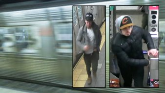 Incoming Subway Train Hits Assault Victim in Head: NYPD