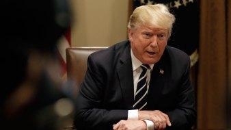 Trump Backs Down, Says He Misspoke on Russia Meddling