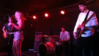 Gus + Scout Rock Mercury Lounge