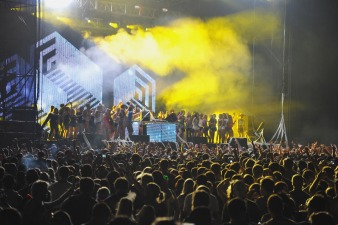Ups and Downs of Governors Ball 2011