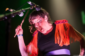 Review: tUnE-yArDs Battle Terminal 5