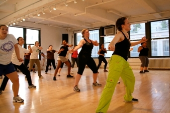Hip & Healthy: My First Zumba Class