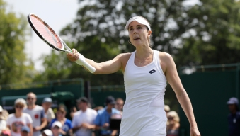 US Open: Woman Shouldn't Have Been Warned for Shirt Change