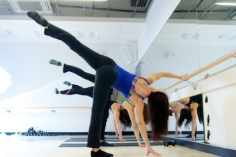 Dori's Quest: FlyBarre at FlyWheel Sports