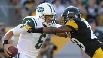 Steelers Rip Jets 27-10