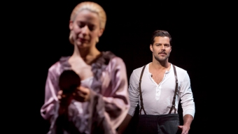 "Review: ""Evita"" Delivers New Joys with Ricky Martin and Elena Roger"
