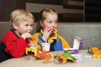 Chain Restaurants Will Make Kids Menus Healthier