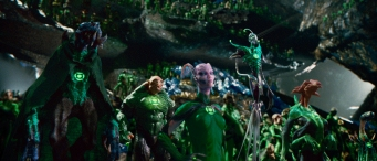 "Creature Designer Neville Page's Imagination Maxed Out By ""Green Lantern"""