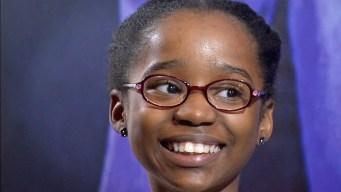 Wednesday's Child: Meet Mya