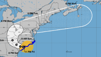 Florence Remnants May Move North Next Week, Wallop Tri-State