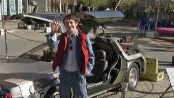 Back to the Future Celebrates 30 Years at Tribeca Film Festival