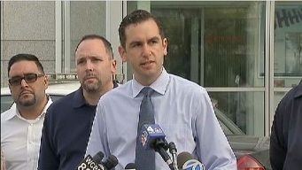 Jersey City Mayor Steven Fulop Won't Run for Governor