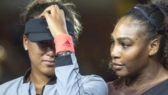 Boos at US Open Final Left Winner Naomi Osaka 'a Little Bit Sad'