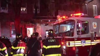 10 Hurt, 1 Critically, in Brooklyn Apartment Fire: FDNY