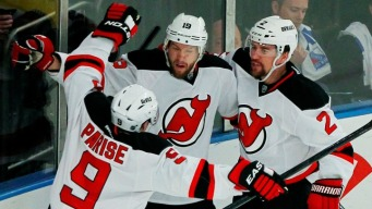 Devils Score Last and Take Wild Game 5