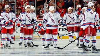 Saying Goodbye to the Rangers Season