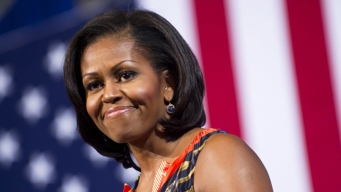 """First Lady Heads to """"Steve Harvey"""""""