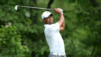 Tiger Woods Posts Worst Nine-Hole Score as a Pro Golfer